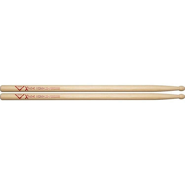 VaterXtreme Design DrumsticksPunisherWood Tip