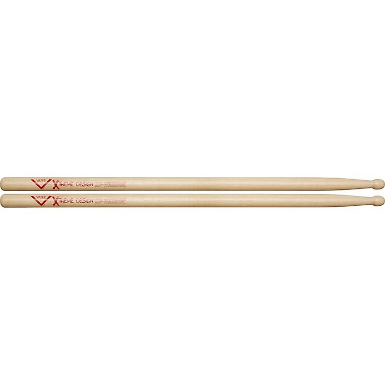 VaterXtreme Design DrumsticksWarriorWood Tip