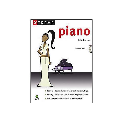 Sanctuary Xtreme Piano Method (Book/CD)