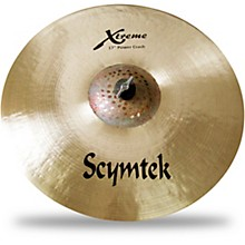 Scymtek Cymbals Xtreme Power Crash Cymbal 17 in.