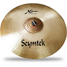 Scymtek Cymbals Xtreme Power Ride Cymbal 21 in.