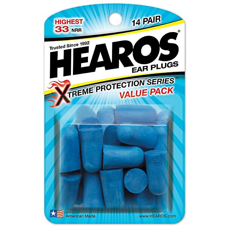 HearosXtreme Protection Series Ear Plugs (14 Pair)