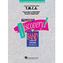 Hal Leonard Y.M.C.A. Concert Band Level 1.5 by The Village People Arranged by Johnnie Vinson