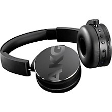 AKG Y50 On-Ear BT Headphone Black