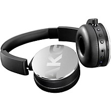 AKG Y50 On-Ear BT Headphone Silver