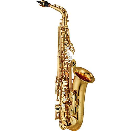 Yamaha YAS-480 Intermediate Eb Alto Saxophone-thumbnail