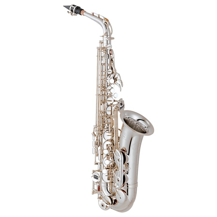 Yamaha YAS-62III Professional Alto Saxophone Silver-Plated