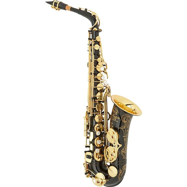 YamahaYAS-875EX Custom Series Alto SaxophoneAlto  - Black