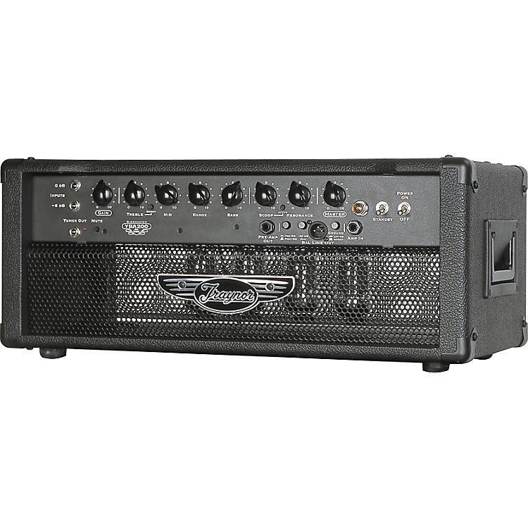 TraynorYBA200 200W Bass Head