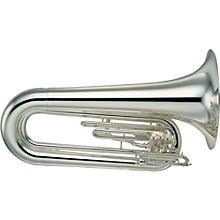 Yamaha YBB-202MWC Series Marching 4/4 BBb Tuba Silver