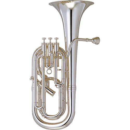 how to play a baritone horn