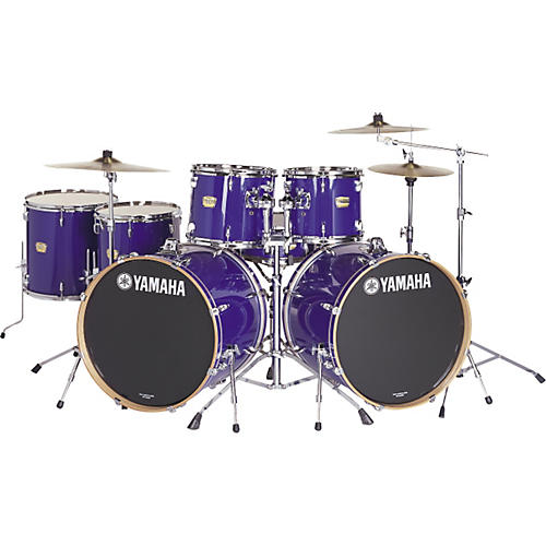 Yamaha YD Series 7-Piece Double Bass Drum set