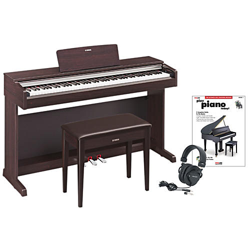 yamaha ydp 142 digital piano package 2 musician 39 s friend