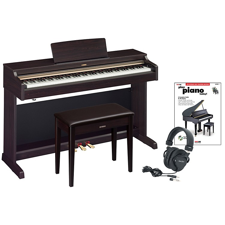 Yamaha YDP-162 Digital Piano Package 2
