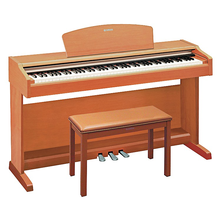 yamaha ydp131c digital piano with bench musician 39 s friend. Black Bedroom Furniture Sets. Home Design Ideas