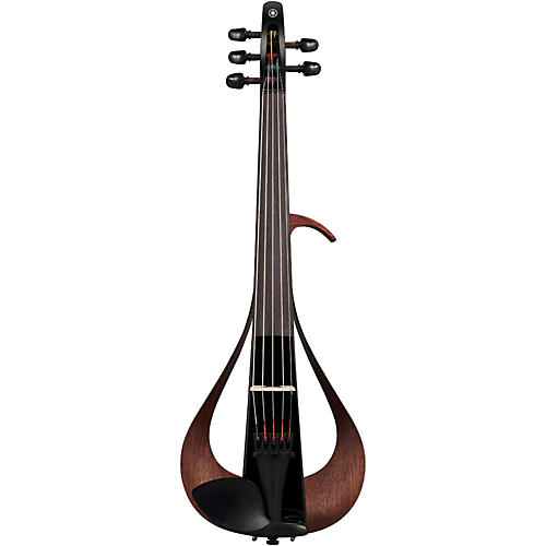 Yamaha YEV105 Series Electric Violin in Black Finish