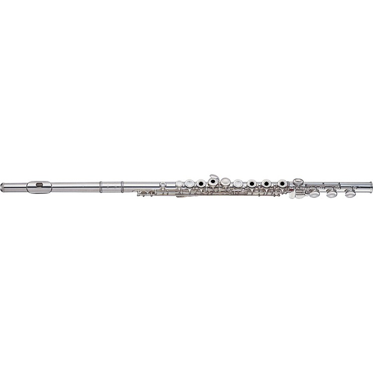 Yamaha YFL-361 Series Intermediate Flute YFL-361H B Foot, Offset G