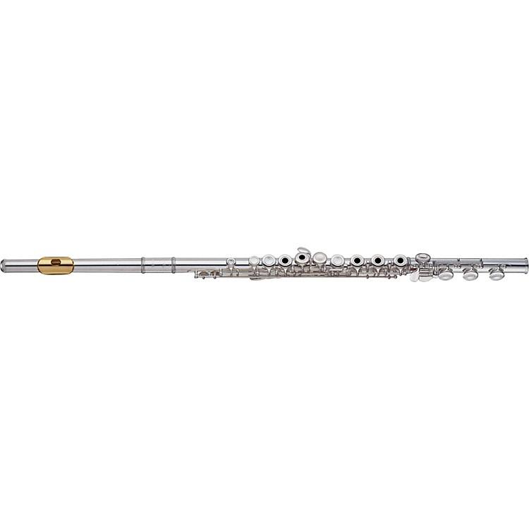 YamahaYFL-461 Series Intermediate FluteYFL-461H/LPGP Offset G, B Foot Gold Lip-Plate