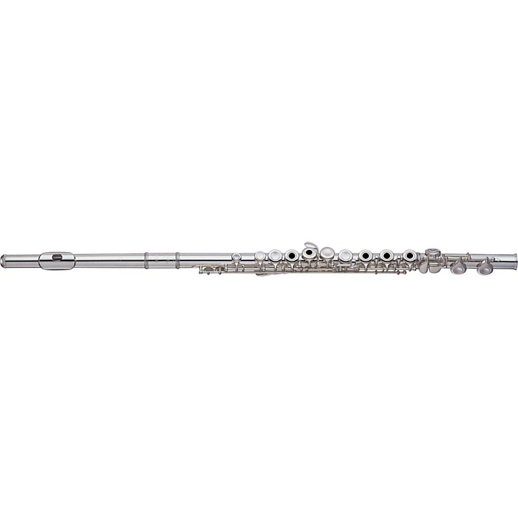 Yamaha YFL-461 Series Intermediate Flute YFL461 C Foot, Offset G