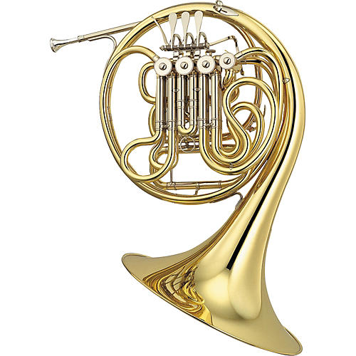 Yamaha YHR-667 Geyer Series Fixed Bell Double French Horn