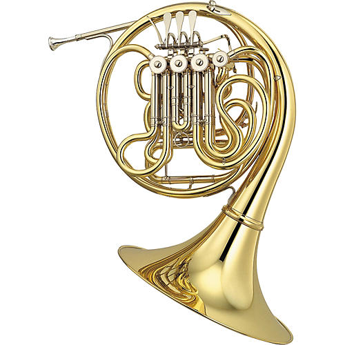 Yamaha YHR-667D Geyer Series Detachable Bell Double French Horn