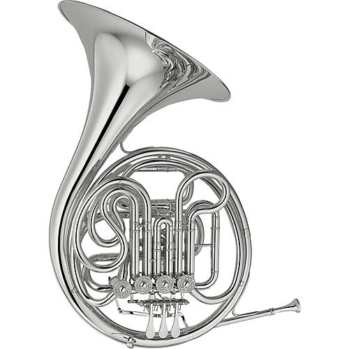 Yamaha YHR-667VSL Professional French Horn Outfit