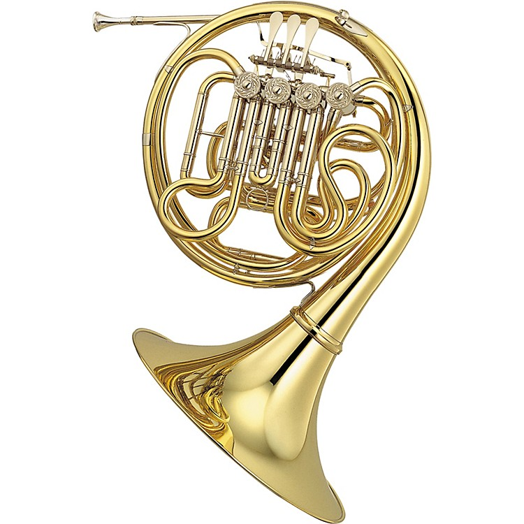 YamahaYHR-667VSL Synphony Geyer Series Double French Horn