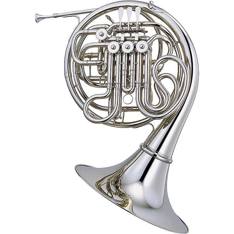 Yamaha YHR-668NDII Professional Double French Horn