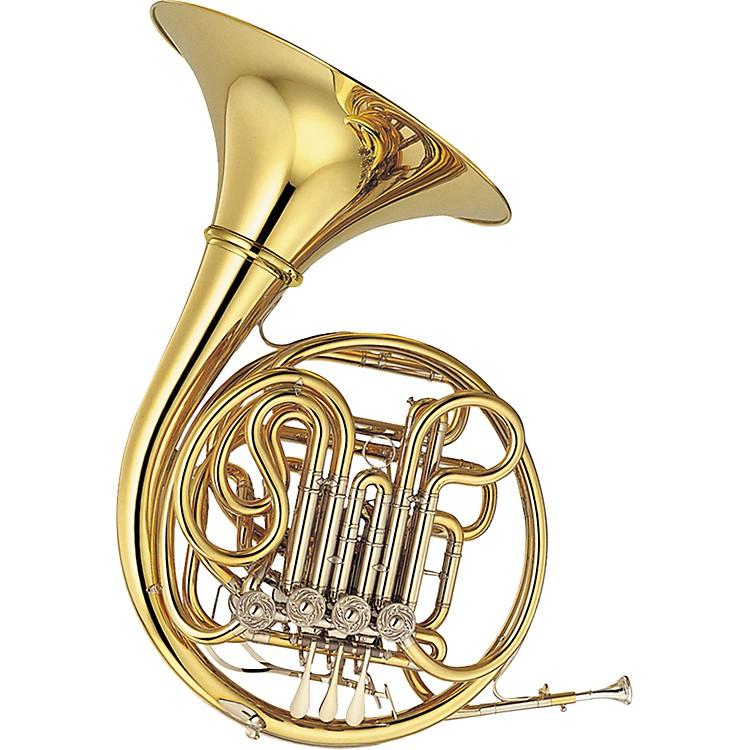YamahaYHR-891 Custom Series Triple French HornYhr891D- Unlacquered Detachable Bell