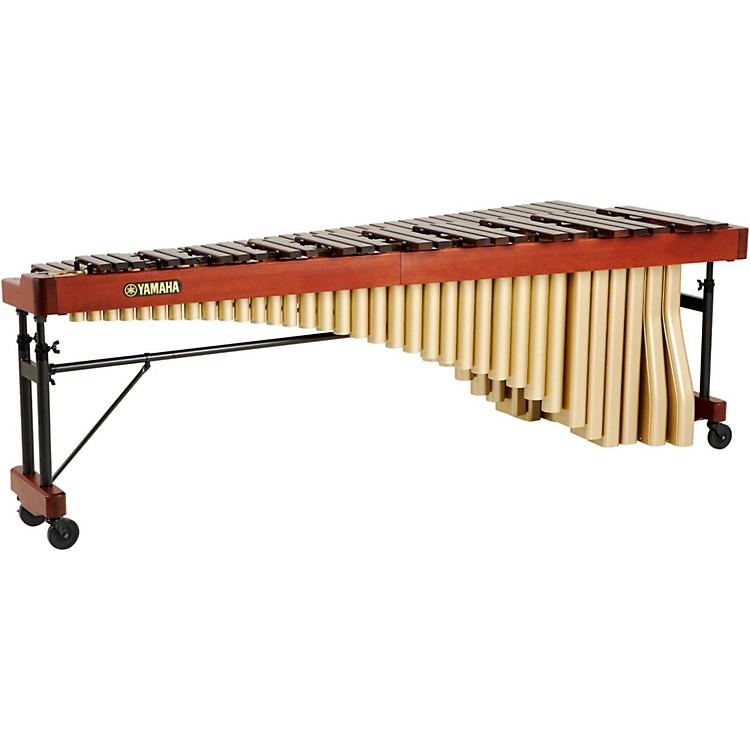 YamahaYM5100AC Professional 5 Octave Rosewood Marimba w/Cover
