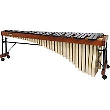 Yamaha YM5104AC Custom 5.5 Octave Rosewood Marimba with Cover