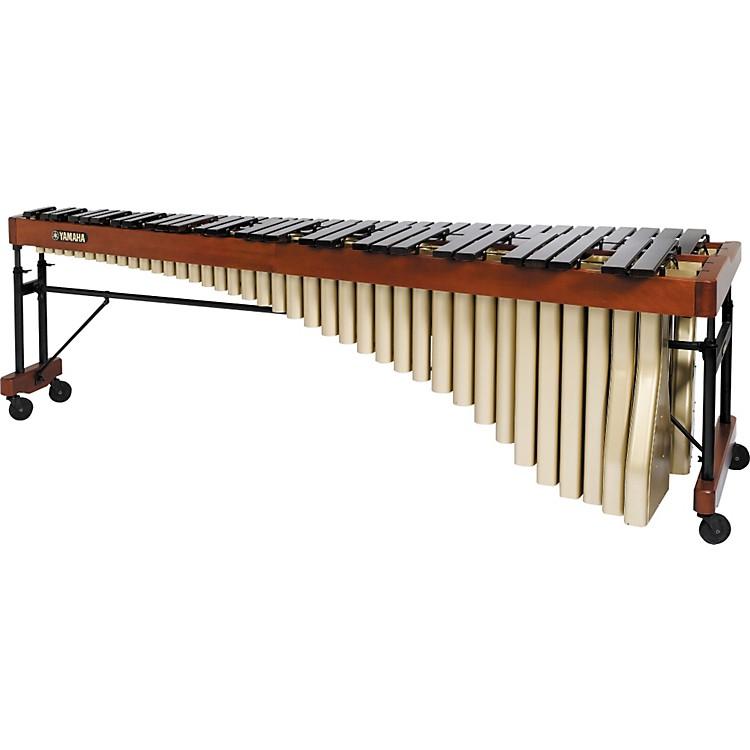YamahaYM5104AC Custom 5.5 Octave Rosewood Marimba with Cover
