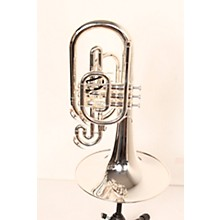 Open Box Yamaha YMP-204M Series Marching F Mellophone
