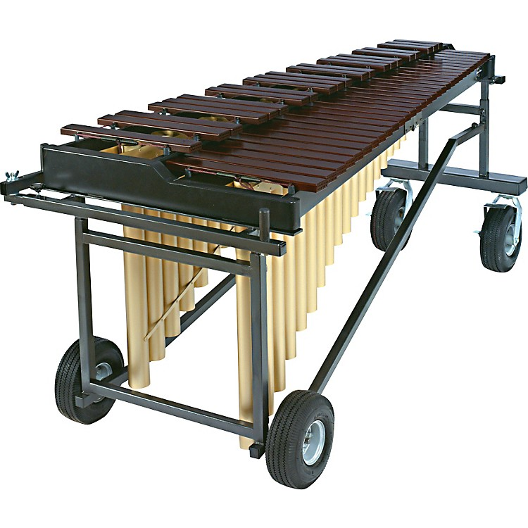 YamahaYMT2400C Intermediate Acoustalon Marimba with Tough-Terrain Frame