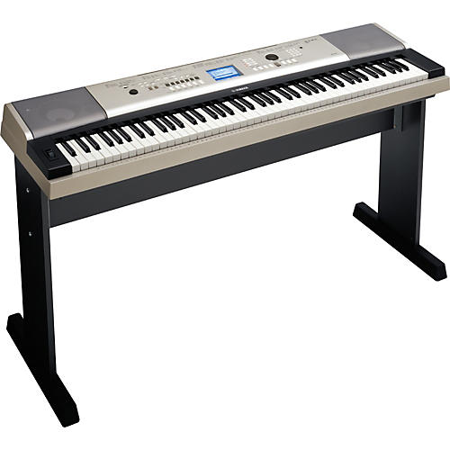 yamaha ypg 535 88 key portable grand piano keyboard