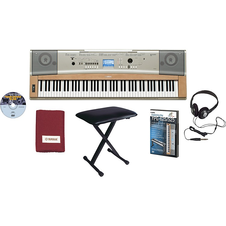yamaha ypg 635 package musician 39 s friend