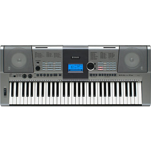 Yamaha ypt 400 portable keyboard musician 39 s friend for Yamaha learning keyboard