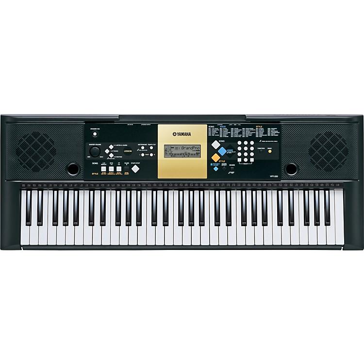 YamahaYPT220 61-Key Portable Keyboard