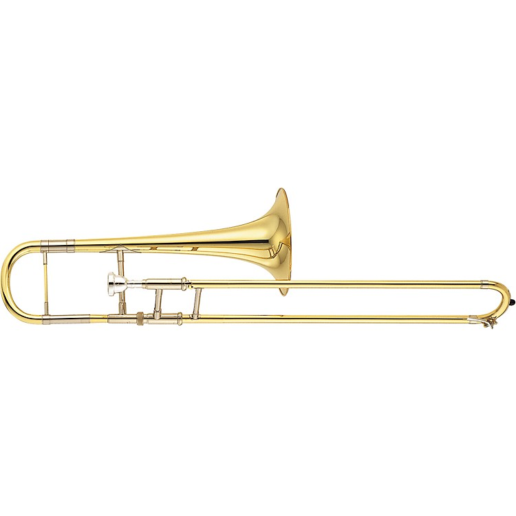 YamahaYSL-671 Professional Alto Trombone Outfit