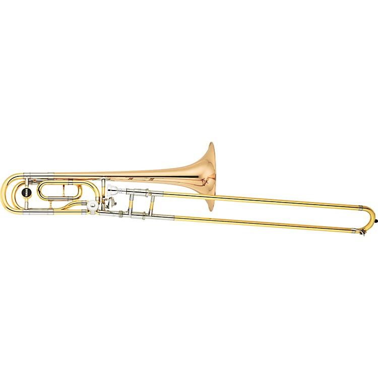 YamahaYSL-882 Xeno Series F Attachment TromboneYellow Brass Bell