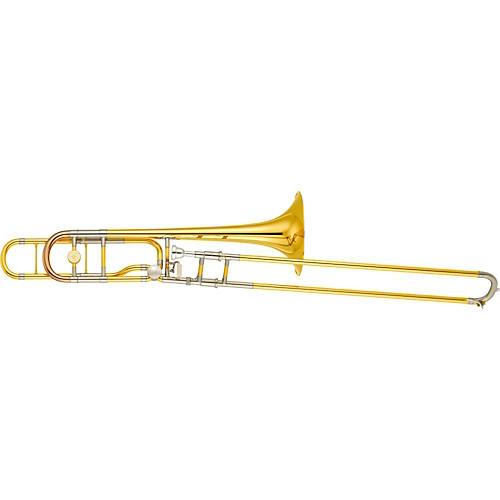 Yamaha YSL-882O20TH Xeno 20th Anniversary Limited Edition F-Attachment Trombone-thumbnail
