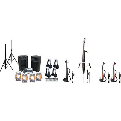 Yamaha YSQ1 Electric String Quartet-thumbnail