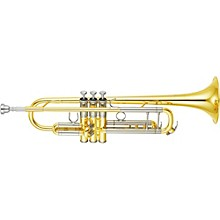 Yamaha YTR-8335 Xeno Series Bb Trumpet Lacquer Yellow Brass Bell