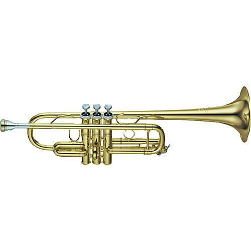 Yamaha YTR-8445 Xeno Series C Trumpet Lacquer Gold Brass Bell