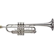 Yamaha YTR-8445 Xeno Series C Trumpet Silver Gold Brass Bell