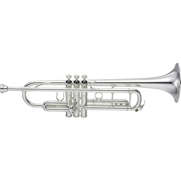 YamahaYTR-9335CHS Custom Artist Model Series Bb TrumpetSilver