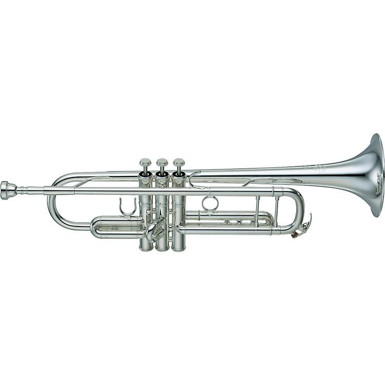 YamahaYTR-9335NYS Custom Artist Model Series Bb TrumpetSilver