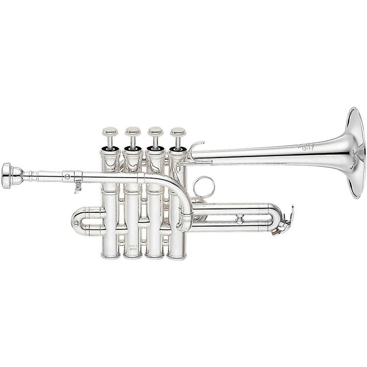 YamahaYTR-9835 Custom Series Bb / A Piccolo TrumpetSilver