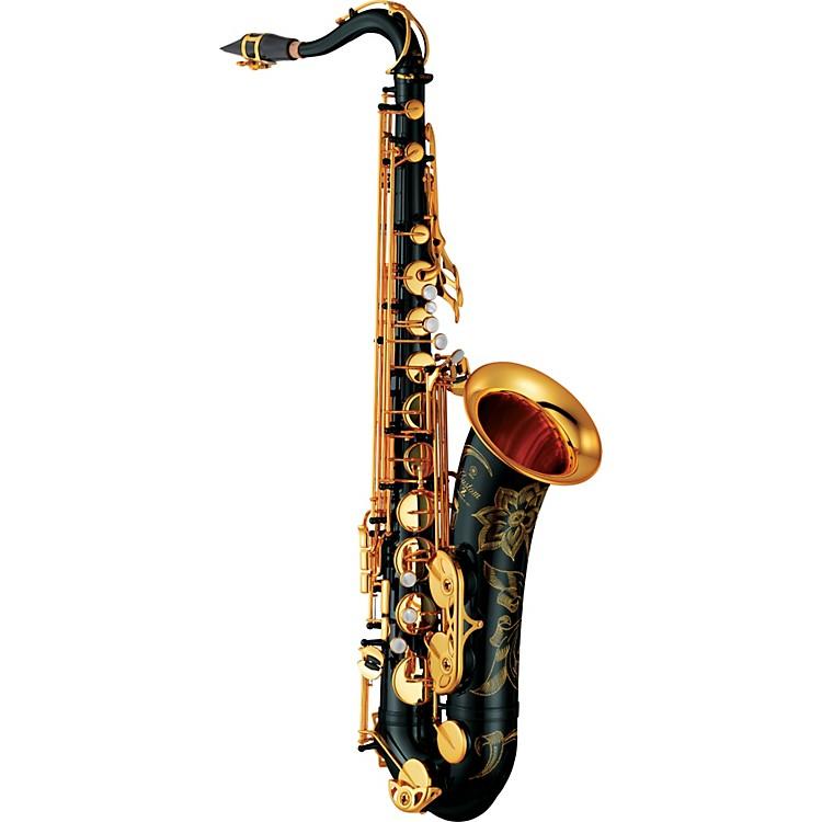 YamahaYTS-82ZII Custom Z Tenor SaxophoneBlack Lacquer
