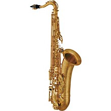 Yamaha YTS-82ZII Custom Z Tenor Saxophone Un-lacquered without high F#